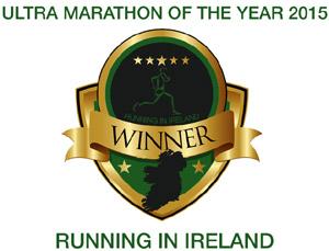 Running in Ireland Award Ultra Marathon